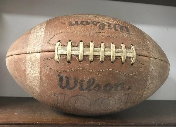 Wilson 1001 Football