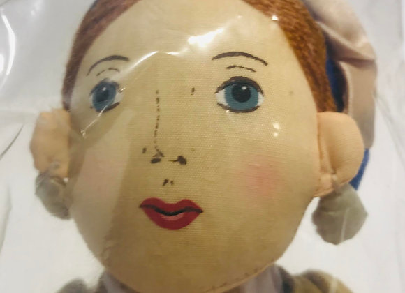 Girl with a Pearl Earring Doll