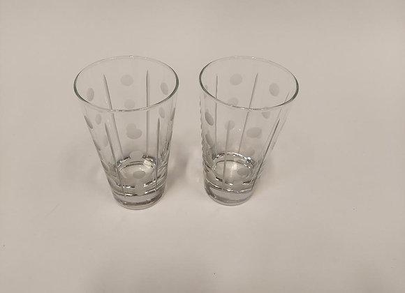 Pair of Shaker Glasses