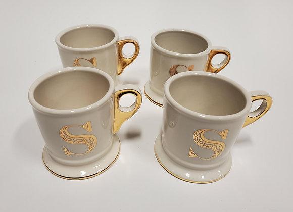 """Four Letter """"S"""" Mugs"""