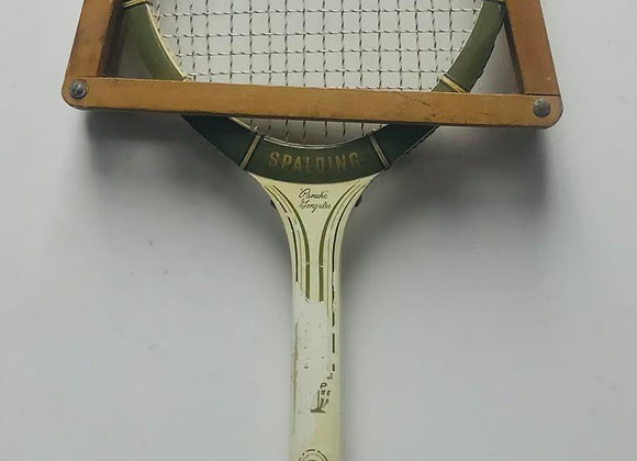 Poncho Gonzales Tennis Racquet