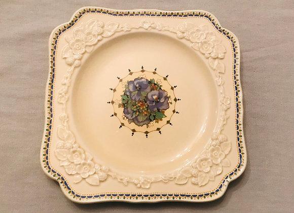 Crown Ducal Gainsborough Plate 749657