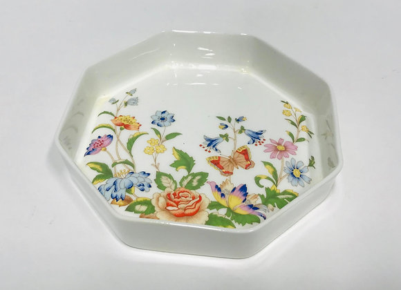 Aynsley Bone China Hexagonal Dish