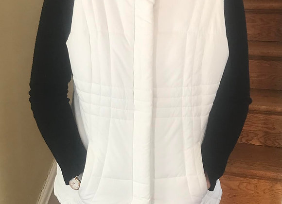 Lined Puffer Vest