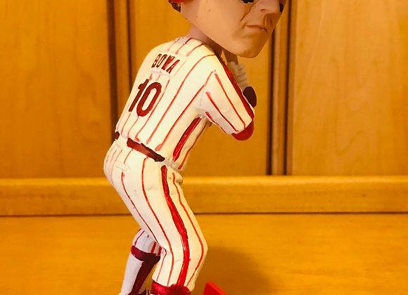 Larry Bowa Bobble Head Doll