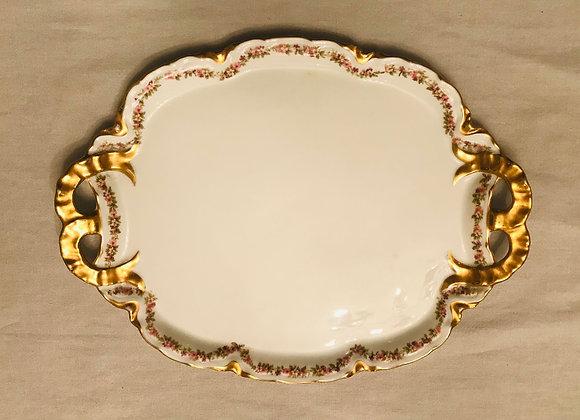 Vintage Haviland/Limoges Platter