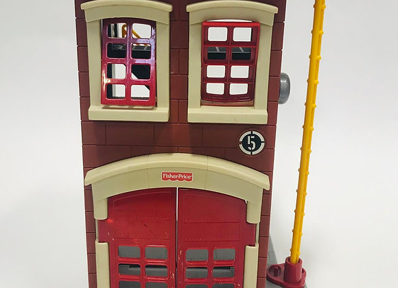 Fisher Price Imaginext Firehouse