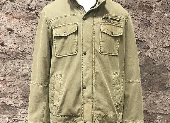 Levis Sherpa Lined Jacket (L)