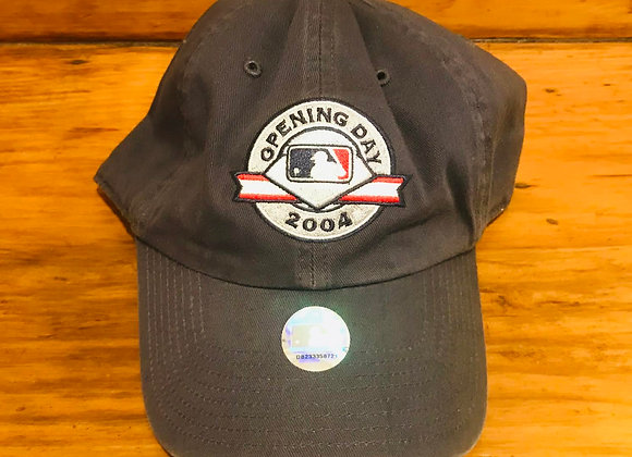 MLB Opening Day 2004 Ballcap