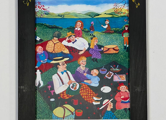 """""""Picnic by the River"""""""