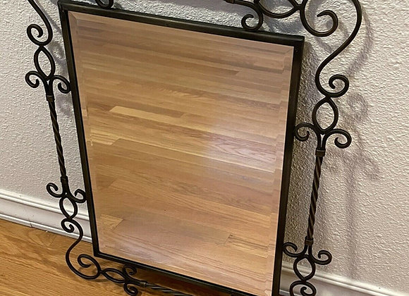 Wrought Iron Mirror by Southern Living at Home