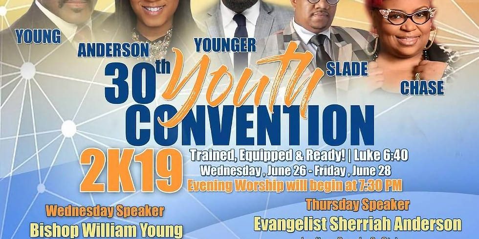 Youth Convention 2019
