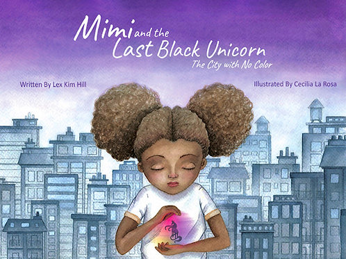 Mimi and The Last Black Unicorn - EBook