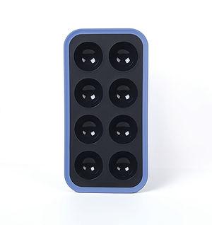 bac à glaçons silicone 8 sphères b-bad
