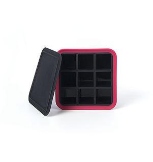 bac à glaçons 9 cubes silicone b-bad