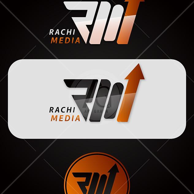 Création logo RachiMédia