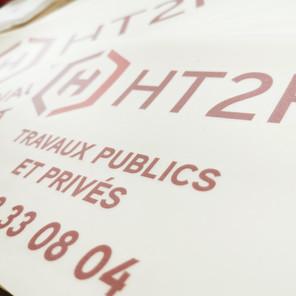 Stickers à poser HT2P