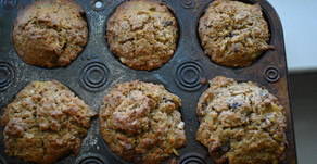 Fuel and Full Muffin Recipe