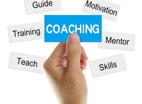 What is the difference between coaching, mentoring and training?