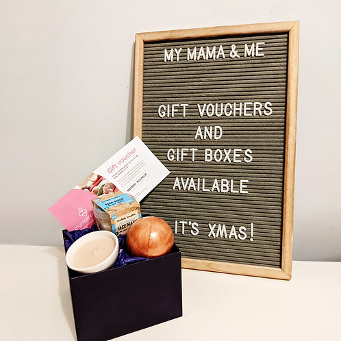Baby Massage Xmas Gift Box
