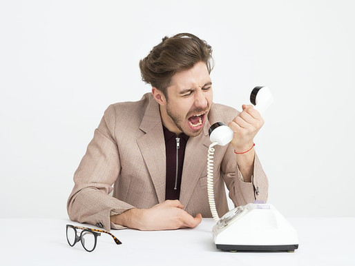 超實用的電話英文金句分享