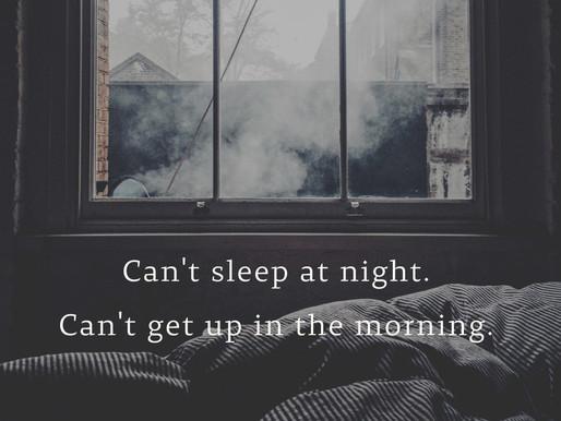 與「睡眠」相關的金句分享
