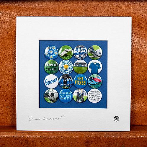 Football - Leicester FC