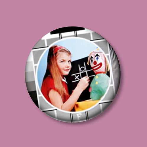 Retro Kids - Button Badges
