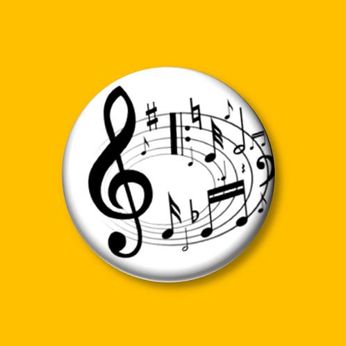Music Misc. - Button Badges