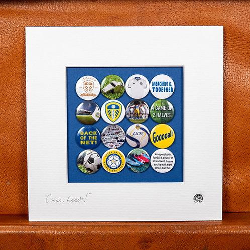 Football - Leeds FC