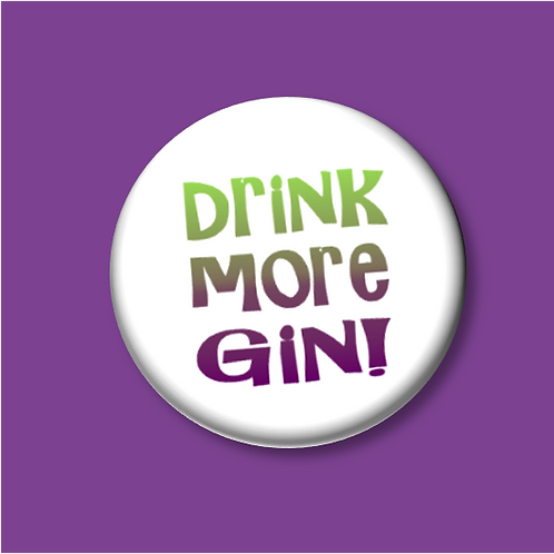 Food and Drink - Button Badges