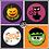 Thumbnail: Halloween - Button Badges