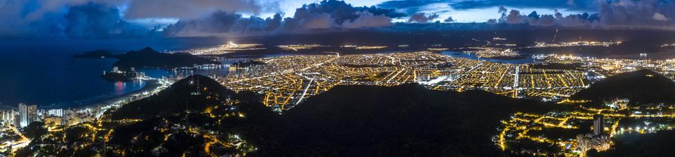 Santos - São Vicente  e Praia Grande