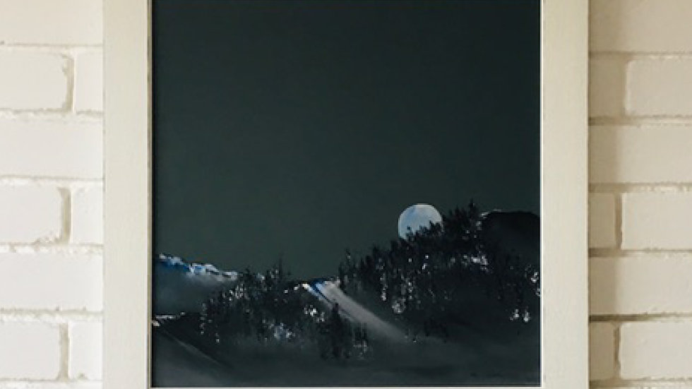 Moonlit Trail