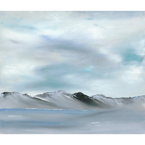 Mist over Loch Laidon-Perthshire
