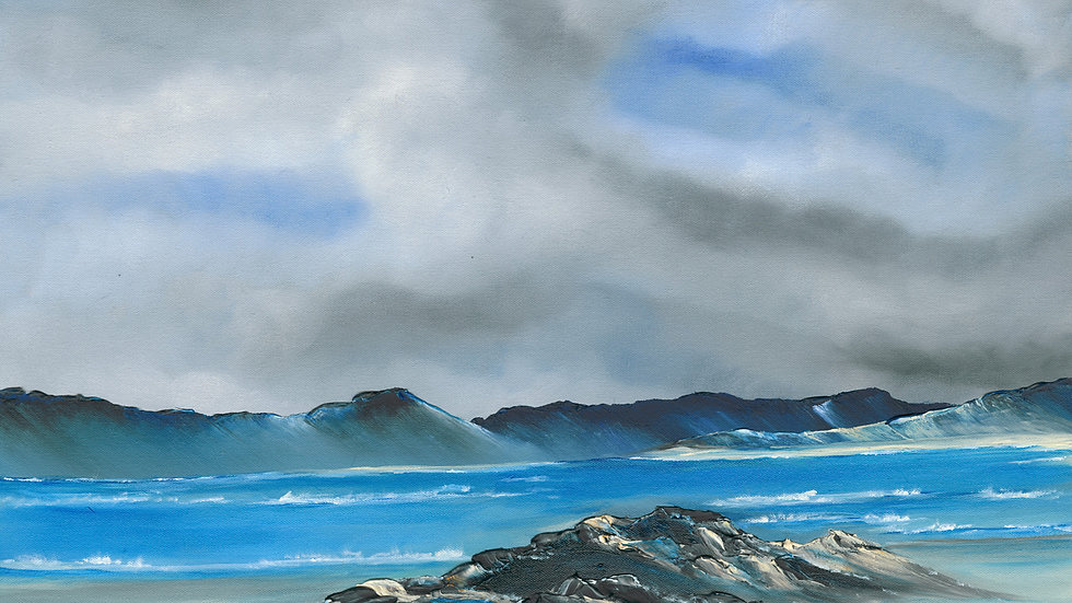 Storm Brewing over Harris
