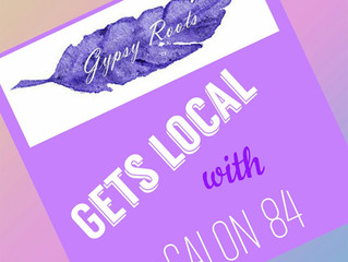 Gypsy Roots Gets Local:  Salon 84