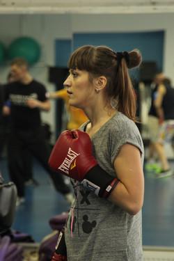 Бокс в Стиль клуб