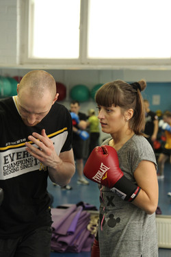 Бокс Котлобаев