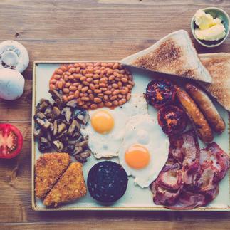 Breakfast in Bed 20
