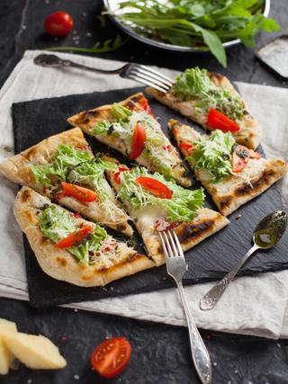 Flatbread Pizza 17