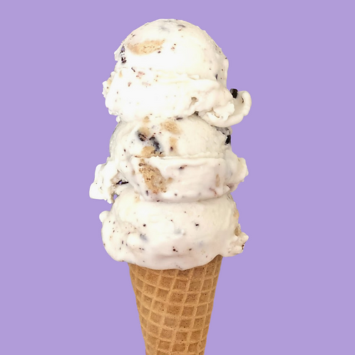 Chocolate Chip Cookie Dough (Pint)