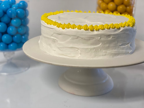 Custom Ice Cream Cake (GF+V)