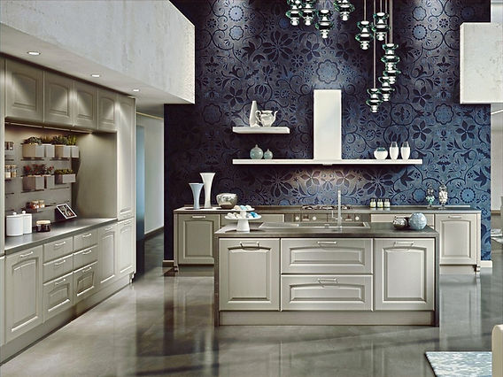 2b_VERONICA-Kitchen-with-island-Cucine-L