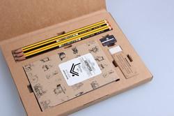 stationary gift box