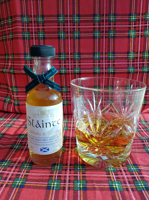 Slainte 5 cl Highland Single Malt Scotch Whisky 5cl