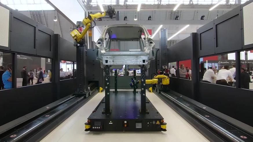 ATOS 5 Complete Car Body Inspection