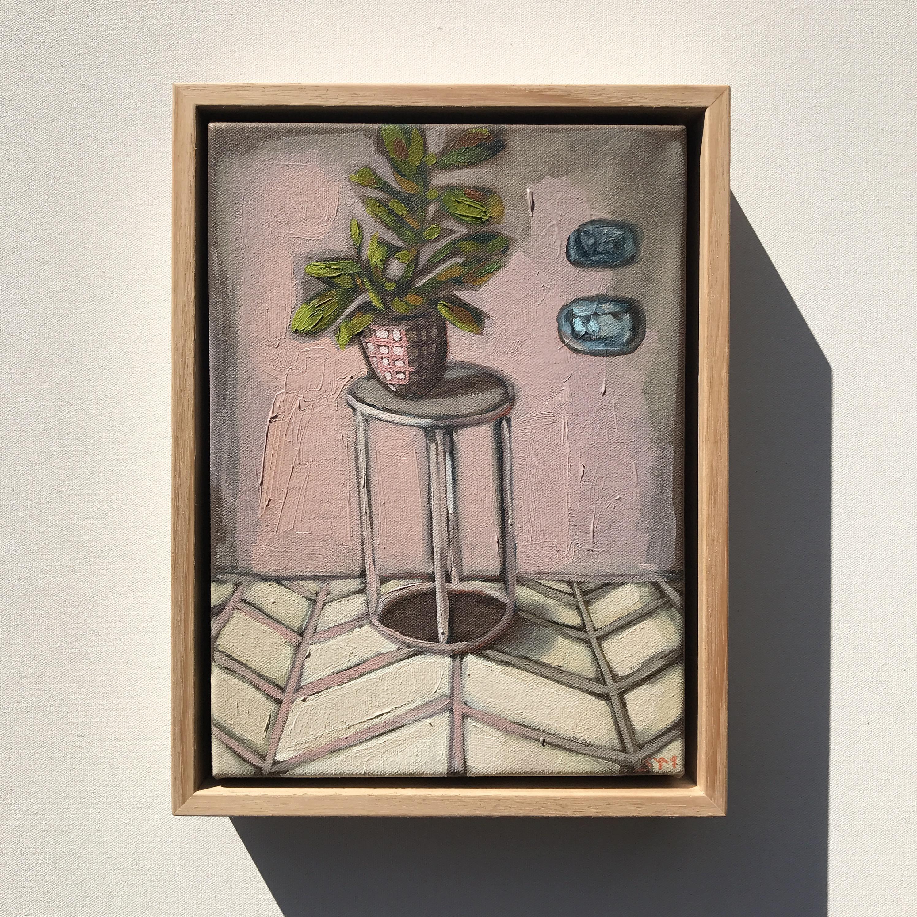 'Ficus Lyrita' 29x22cm $495