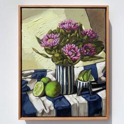 Sam Michelle 'Spring Isopogon & Limes' 4