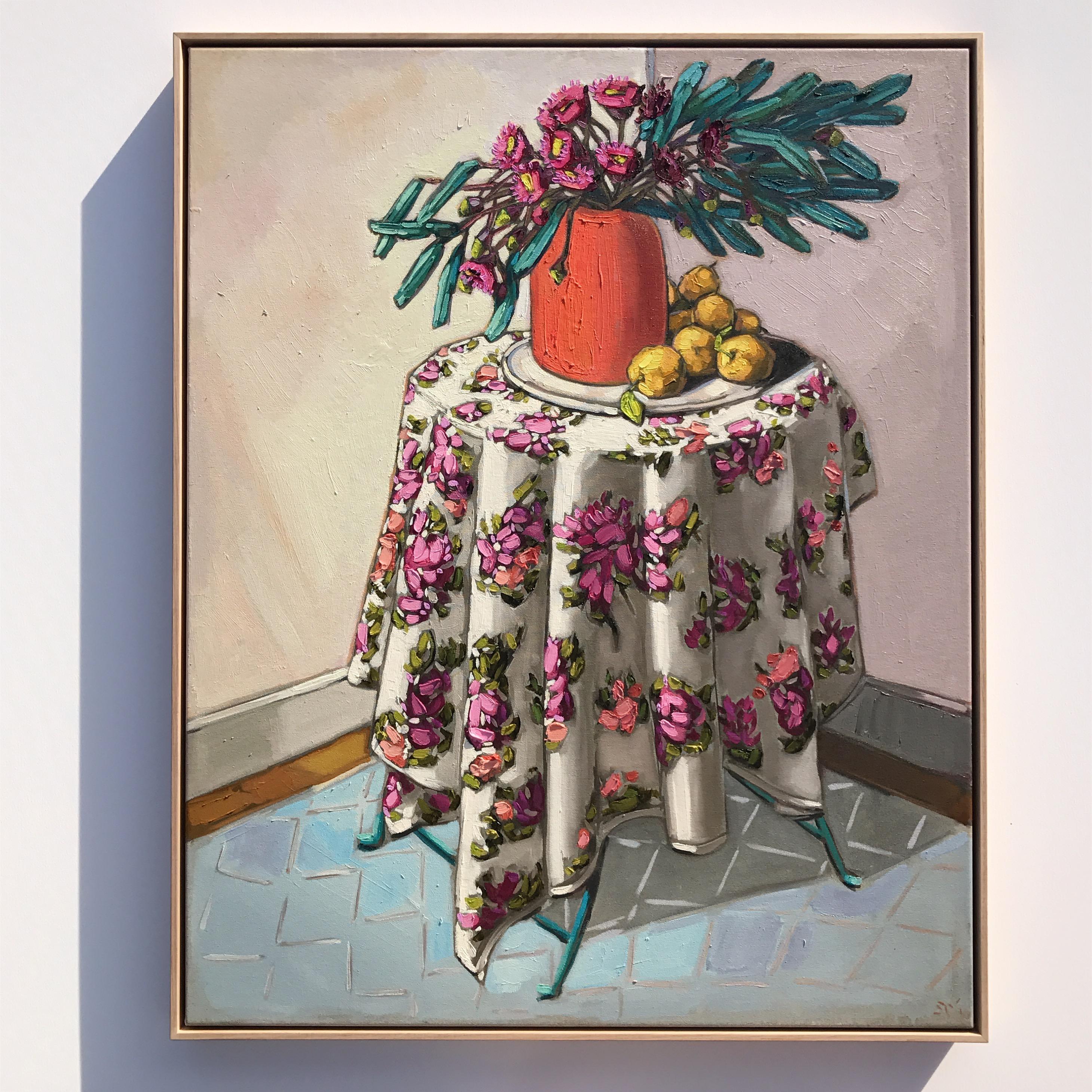 07_17 'Lemons & Cloth' 103x83cm $2,695